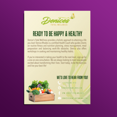 Promoting Healthier Lifestyles